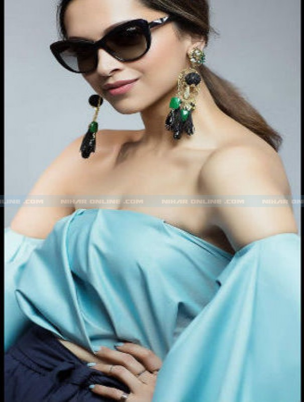 Deepika Padukone Latest Vogue Photoshoot