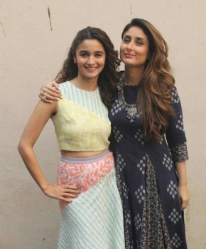 Kareena And Alia Latest Photo
