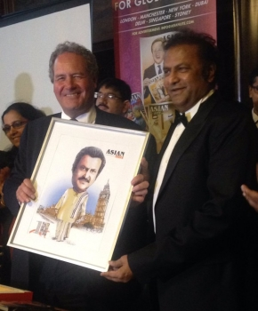 Mohan Babu Felicitated With Pranam Award Photos